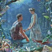 A Midsummer Art Print