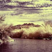 A Mystical River View Art Print
