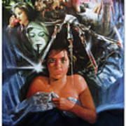 A Nightmare On Elm Street 1984 Art Print