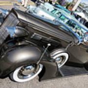 A Packard Super 8 Art Print