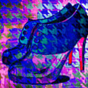A Pair Of Shoes Art Print