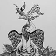 A Peace Offering Art Print