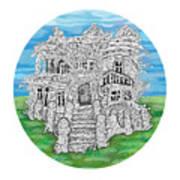 House Of Secrets Art Print