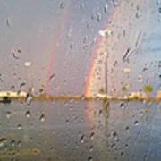 A Rainbow In My World #3 Art Print