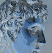 A Roman In Profile Art Print