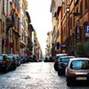 A Rome Street Art Print