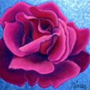 A Rose Is A Rose.. Art Print