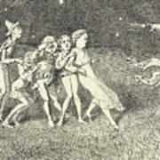 A Scarecrow Art Print