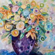 A Season Of Flowers Art Print