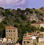 A Sicily View Art Print