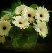 A Simple Bouquet Art Print