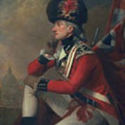 A Soldier Called Major John Andre Art Print by English School