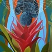 A Spider Baby Art Print