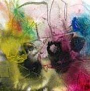A Splash Of Color Art Print