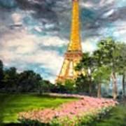 A Strong Tower Art Print