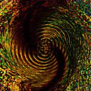 A Swarm Of Getingar Art Print
