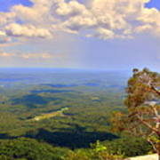 A View From Table Rock Art Print