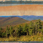 Equinox Mountain, Vermont.             Art Print