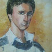 A Young Man Art Print