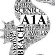 A1A Art Print