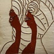 Abakyala - Women - Tile Art Print