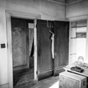 Abandoned House Wilson Nc 0015 Art Print