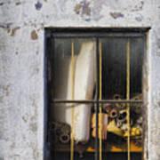 Abandoned Remnants Ala Grunge Art Print