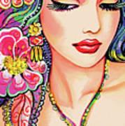 Abhilasha Art Print