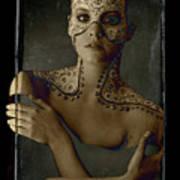 Aboriginal Vogue Art Print