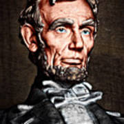 Abraham Lincoln Art Print