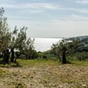 Abruzzo - An Italian Landscape  Art Print