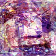 Abstacked Art Print