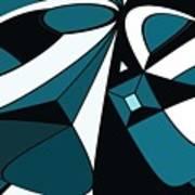 Abstrac7-30-09-a Art Print