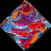 Abstract - Evolution Series - 1015 Art Print