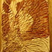 Abstract - Tile Art Print
