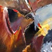 Abstract 020606 Art Print