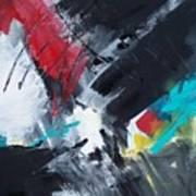 Abstract 026 Art Print