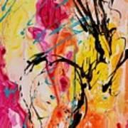 Abstract 058 Art Print