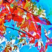 Abstract 128 Art Print