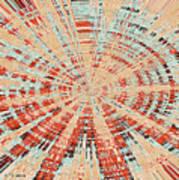 Abstract #149 Art Print