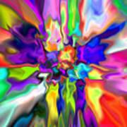 Abstract 379 Art Print