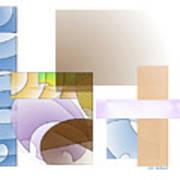 Abstract #503 Art Print