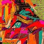 Abstract 508 Art Print