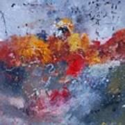 Abstract  55902110 Art Print