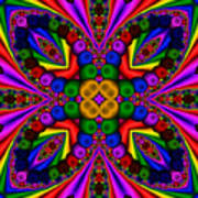 Abstract 659 Art Print