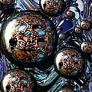 Abstract 71216.2 Art Print