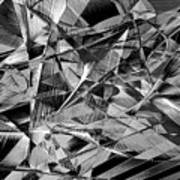 Abstract 9637 Art Print