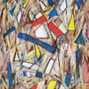 Abstract Art Seven Art Print