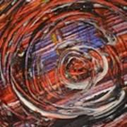 Abstract- Circle Art Print