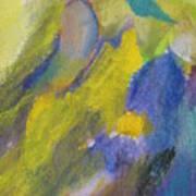 Abstract Close Up 2 Art Print